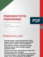 Pneumocystis Carinii Pneumonia. Ira