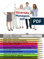 Diversity Management Demo