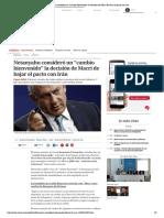 Netanyahu consideró un _cambio bienvenido_ la decisión de Macri de bajar el pacto con Irán.pdf