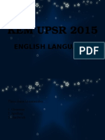 Slide Program KEM UPSR 2015