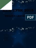 Slide Program KEM UPSR 2015