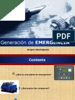 Generación de Emergencia