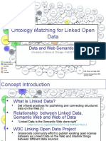 Ontology Matching for Linked Open Data