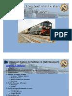 Transport system in pakistan