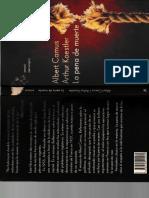 La Pena de Muerte Reflexiones Sobre La Horca Koestler