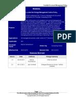 Fermilab Document Management Policy-2012!09!12