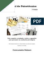 Manual Do Psicotécnico - 2a Edição