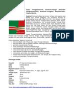 Kamus Portugis-Indonesia, Indonesia-Portugis