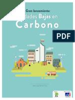 Informe Lanzamiento Ciudades Bajas en Carbono