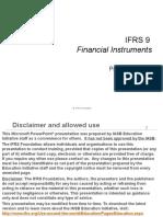 IFRS 9 Part IV Hedging November 2015
