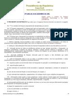 Lei de Franquia