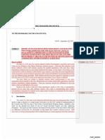 Concord Master Developer Recommendation Drafts