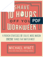 Shave 10 Hours Off Your Workweek eBook