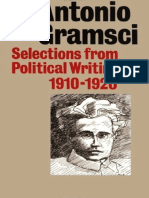 Gramsci - Selected Writings 1910-1920