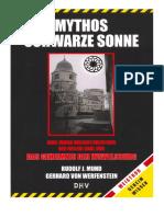 Mythos Schwarze Sonne-Das Geheimnis Der Wewelsburg