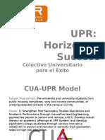 CUA-UPR Concept