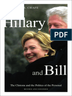 Hillary and Bill by Bill Chafe