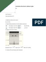 Dimensionare Structura Rutiera Supla