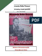 Libro1 Domingo, Sergio - Informe Alemania Debe Perecer