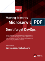 RefCardz - Getting Started With Microservices