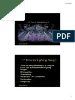 I.T. Tools for Lighting Design - Kit Lane - January 2007