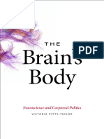 The Brain's Body by Victoria Pitts-Taylor