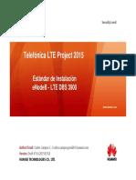 Estandar de Instalacion - TdP LTE 2015_Draft_20150325