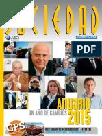 Revista Sociedad #161 - Diciembre 2015