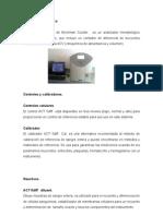 parametro de hematologia