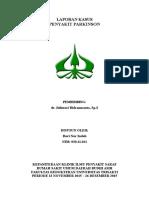 SARAN Koreksi Laporan Kasus Parkinson's Disease (Ruri Nur Indah 03011261) Print