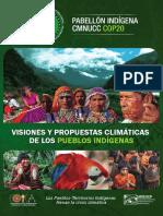 LibroPabellonIndigenaCOP20