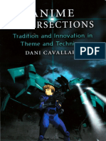 Dani Cavallaro - Anime Intersections