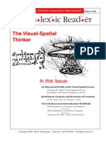 The Dyslexic Reader 1996 - Issue 4