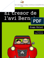Joan Oriol - El Tresor de l'Avi Bernat - Loori Press