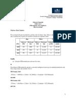 Solución S Taller Nro.1, Macroeconomía , Advance Ing. en Administración, UNAB, 1-2014