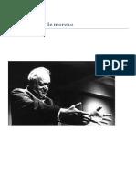 El Psicodrama de Moreno