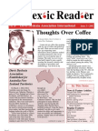 The Dyslexic Reader 2002 - Issue 28