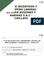 Tesis Plan de Incentivos y Desempeñio Laboral