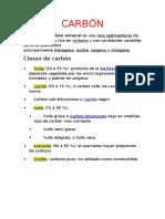 ANALISIS DEL CARBON