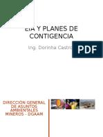 Eia y Planes de Contigencia