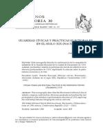 Guardias cívicas y prácticas electorales en el siglo XIX.