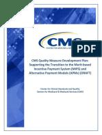 CMS MACRA Quality Measure Development Plan Draft December 2015.pdf