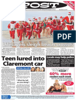 POST Newspaper for 22nd of December, 2015