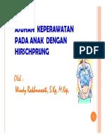 ASKEP HIRSCHPRUNG DISEASE [Compatibility Mode].pdf