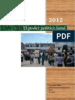 El Poder Poltico Local en Acos