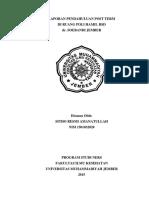 Documents.tips 252330201 Laporan Pendahuluan Post Term