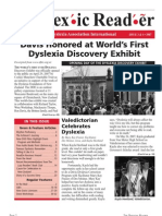 The Dyslexic Reader 2007 - Issue 46