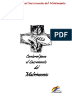 Cantoral Para Matrimonios 2015-2016