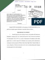 Complaint - Maliarakis v. NYC DOE
