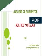 2015 Aa Aceites y Grasas